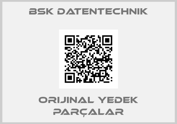 Bsk Datentechnik