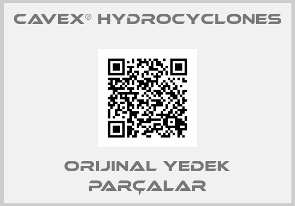 CAVEX® Hydrocyclones