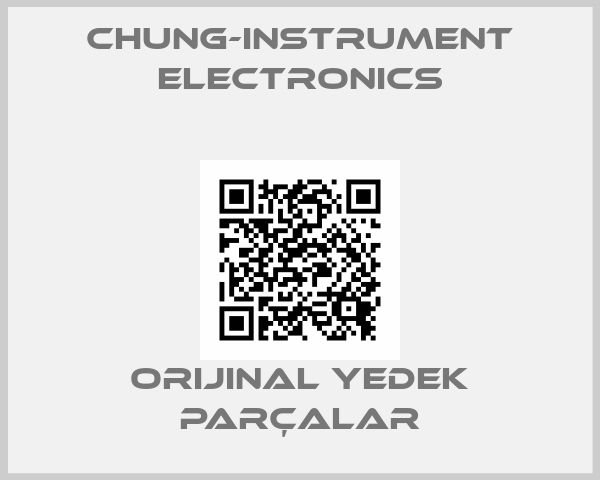 Chung-Instrument Electronics
