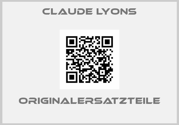 Claude Lyons