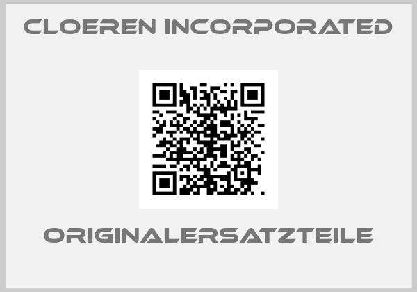 Cloeren Incorporated