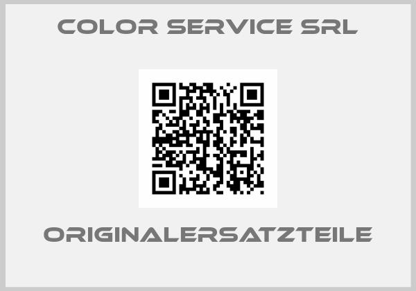 Color Service Srl