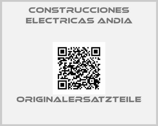 Construcciones Electricas Andia