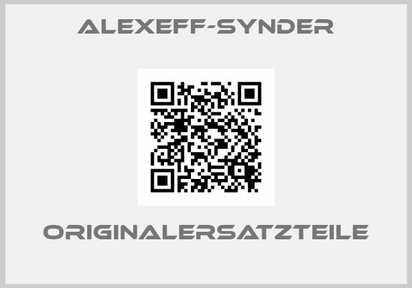 Alexeff-Synder