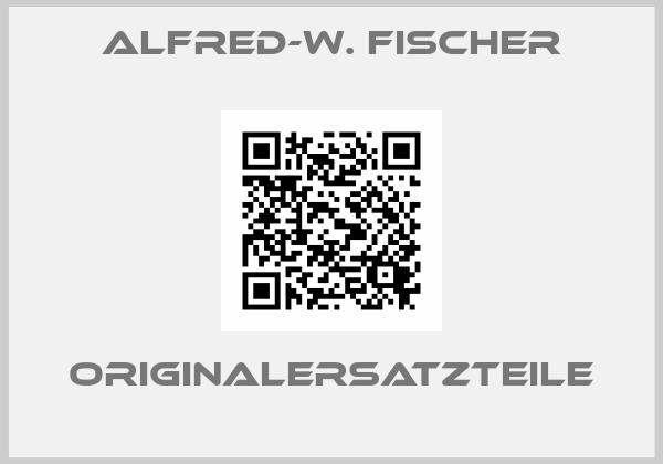 Alfred-W. Fischer