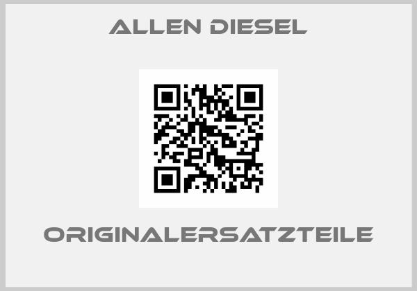 Allen Diesel