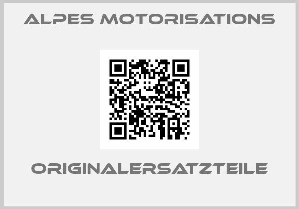 Alpes Motorisations