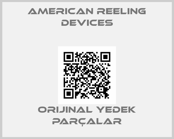 American Reeling Devices