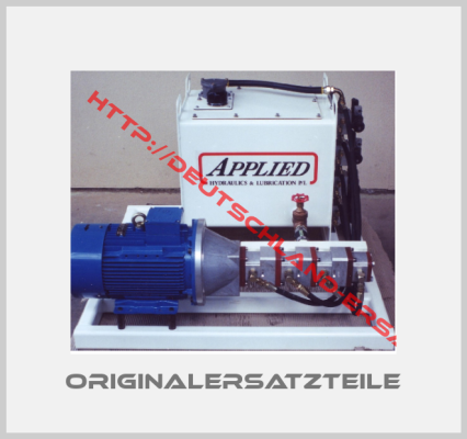 APPLIED HYDRAULIC