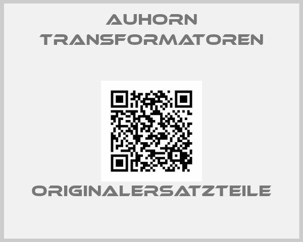 AUHORN Transformatoren